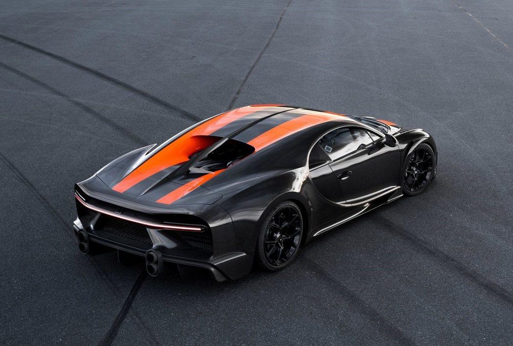 Bugatti Chiron Super Sport 300+。 摘自Bugat...