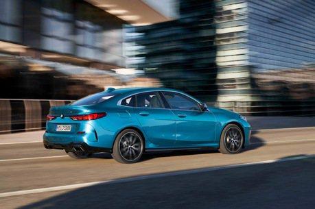 四門跑車家族新成員 全新物種BMW 2系列Gran Coupé即將現身