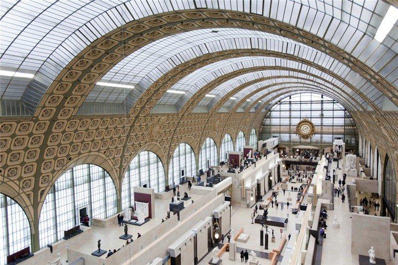 奧賽美術館是印象派迷的首選 /來源: musee-orsay