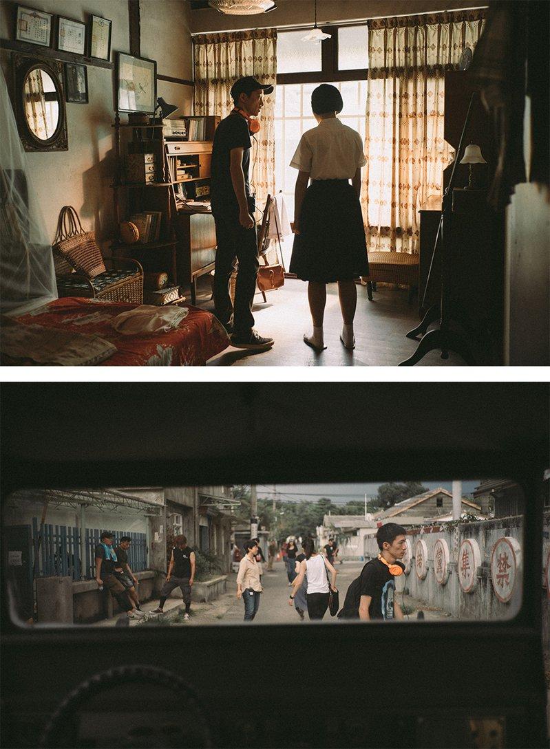 在高雄取景的電影《返校》票房成績亮眼。 (照片提供/影一製作所股份有限公司)