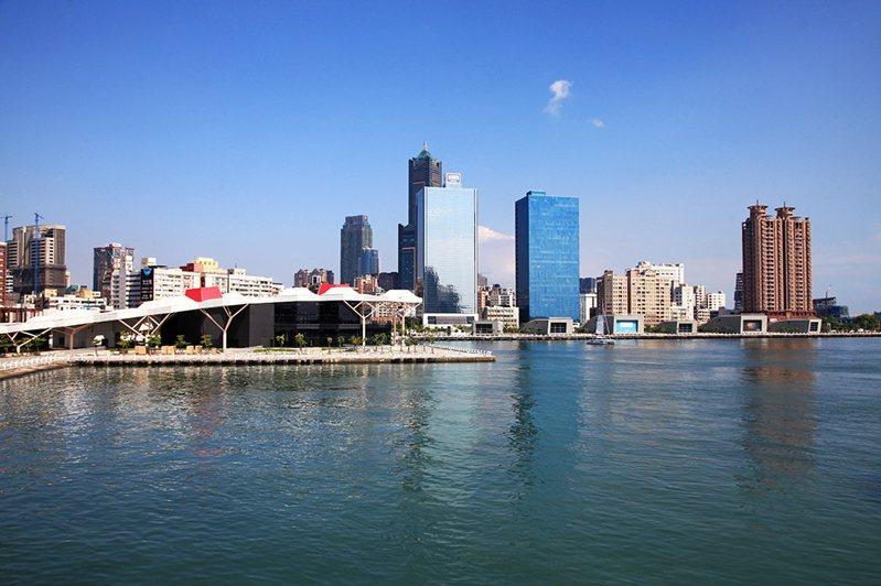 海港是高雄場景的優勢之一。 (攝影/曾信耀)