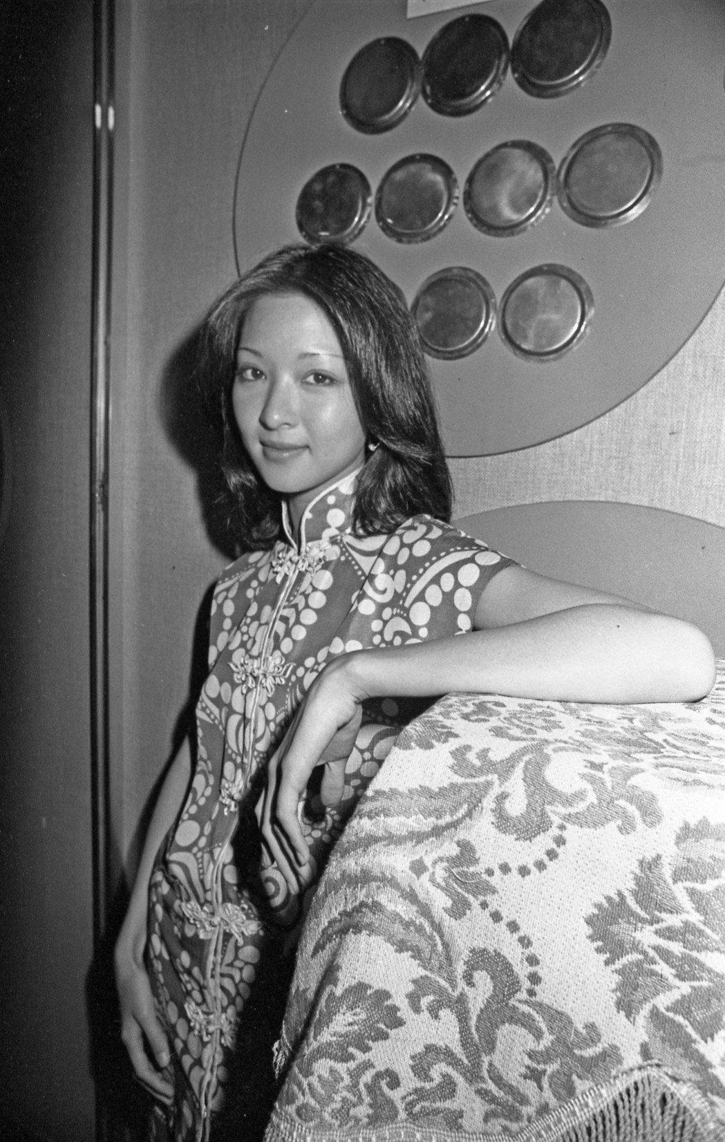 胡因夢也曾在電影處女作就當上女主角。圖/報系資料照片