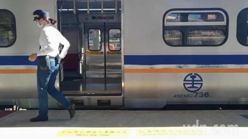 台鐵局副局長杜微今表示,4月30日前台鐵包含招呼站在內等所有241個車站,將全面量測體溫。圖/聯合報系資料照片