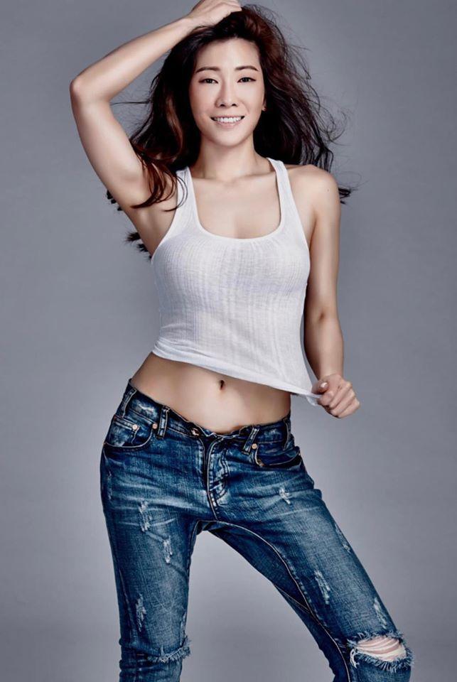 KIMIKO也是演藝圈知名舞蹈老師。圖/摘自臉書