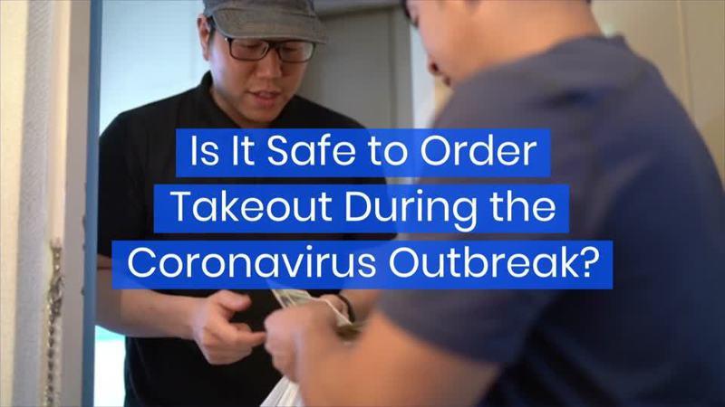全球新冠肺炎疫情不見趨緩,許多國家開始採取居家避疫政策,外賣、外送也成了民眾每天食物的來源。但一項研究指出,新冠肺炎病毒可在塑膠表面存活長達72小時,引發外賣安全性的質疑。路透/Wibbitz