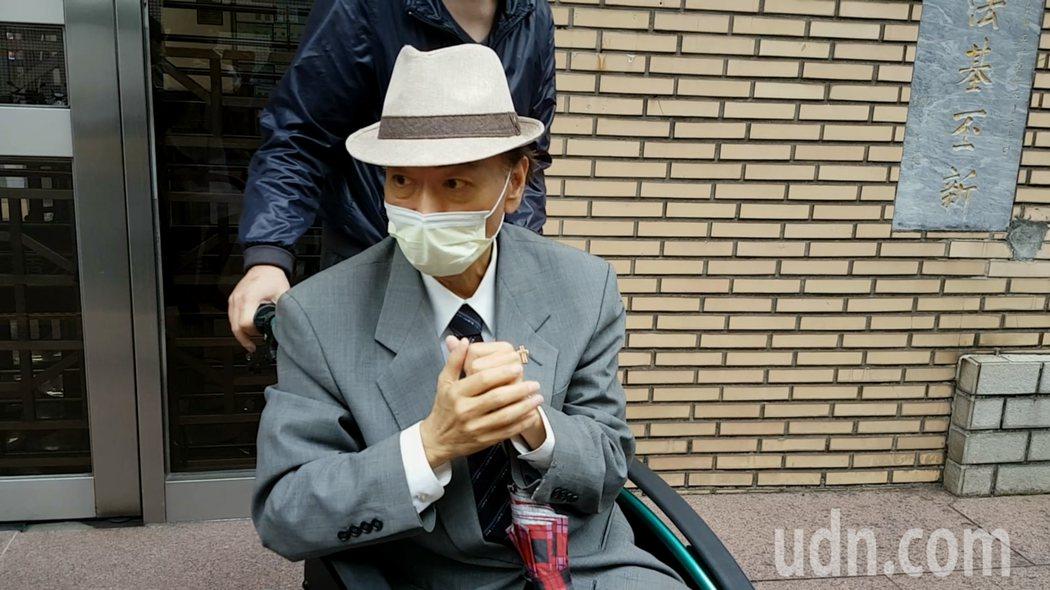 前立委馮滬祥被控性侵女菲傭,遭判刑3年4月定讞,馮保外醫治中,但他已三度聲請再審。記者王宏舜/攝影