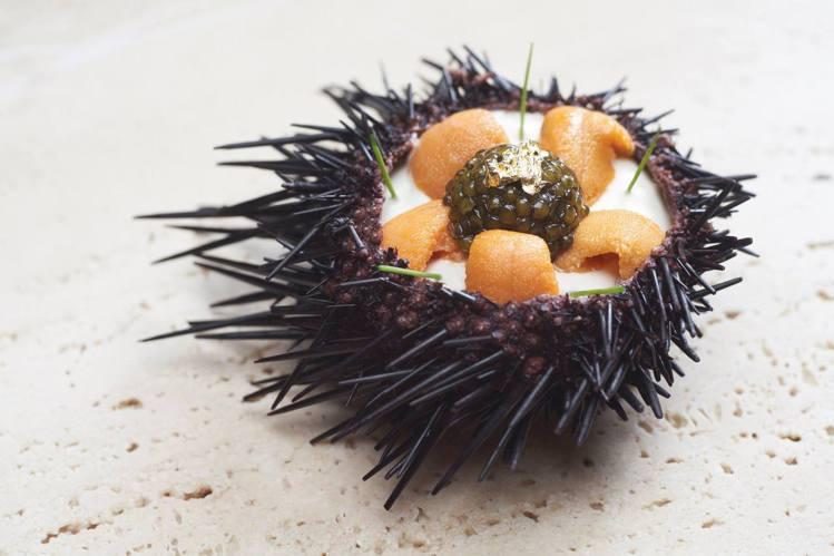 新加坡的Odette,再度蟬聯亞洲50最佳餐廳的冠軍寶座。圖/擷取自Odette...