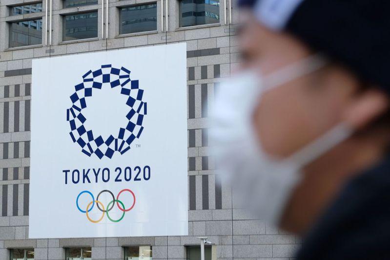 日本東奧籌委會委員認為,奧運會應延期2年。法新社
