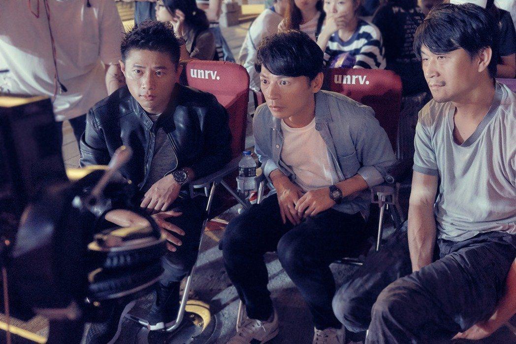 阿KEN自導自編自演電影「練愛iNG」目前開出全台627萬的票房。圖/藝起娛樂提...