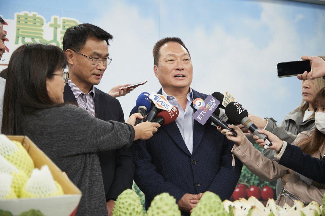 東森購物持續關心公益,董事長王令麟宣布提撥100萬元公益金,再次與農委會強強聯手...