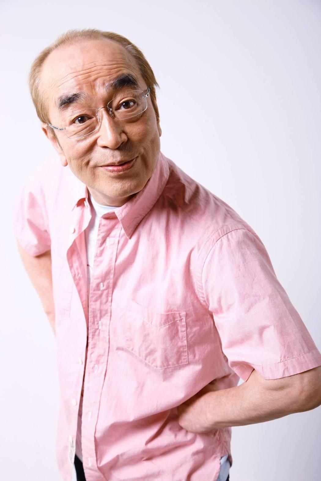 志村健成為日本演藝圈首位確診感染新冠肺炎的藝人。 圖/擷自推特