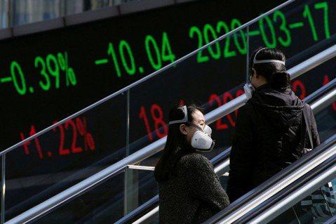 疫情如迴力鏢?中國褐皮書:首季經濟「令人瞠目」