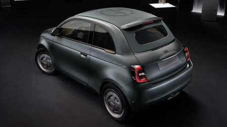 這才是正宗義大利精品!FIAT 500聯名ARMANI、寶格麗推出華麗特仕版