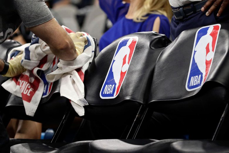 NBA面對這場史無前例的疫情衝擊,經濟面的損失現在才正要開始。 圖/美聯社