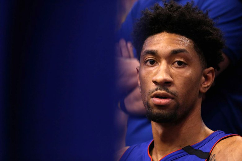 NBA第3名確診新冠病毒的球員,底特律活塞伍德(Christian Wood)。...
