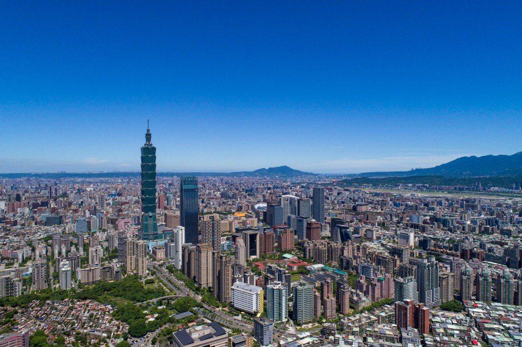 台灣富豪將台北市的豪宅視為主流的投資類別。圖/長虹建設提供