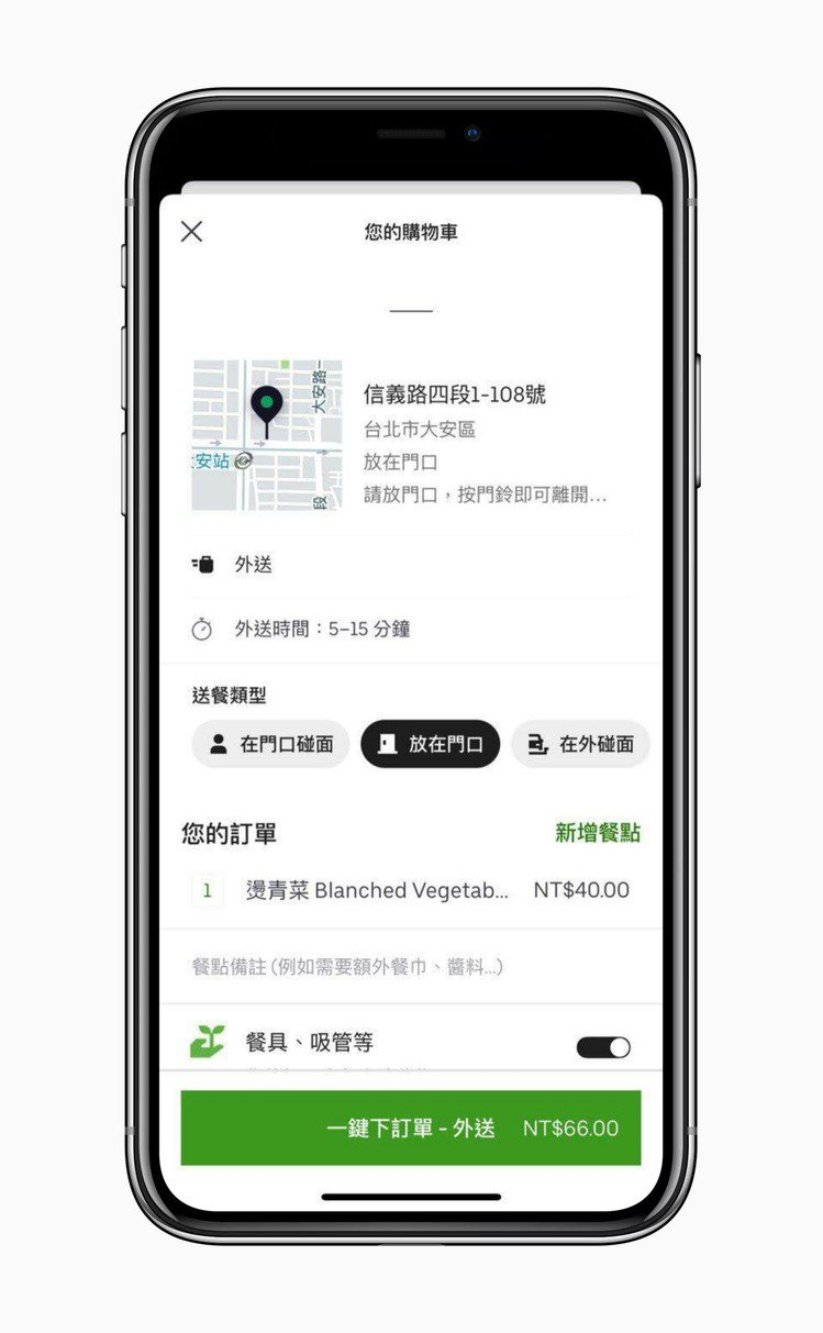 圖/Uber Eats提供