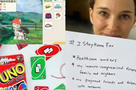 #ISTAYHOME為了醫護人員好好待在家!宅在家也不無聊的5個有趣提案 伴你度過漫漫防疫路