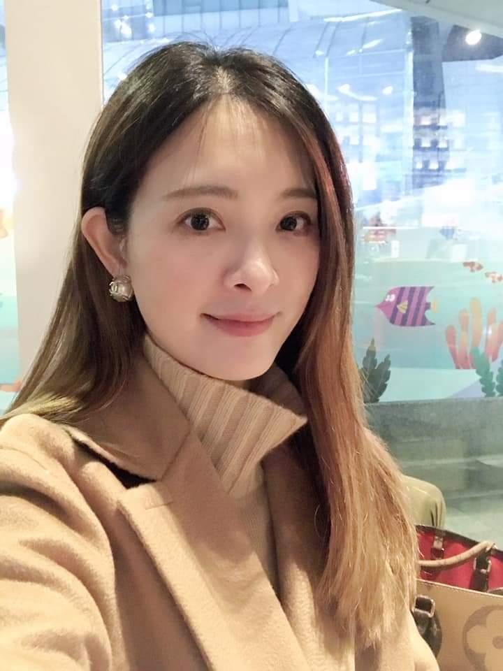 劉真和經紀人合作10年,情同姐妹。圖/摘自臉書
