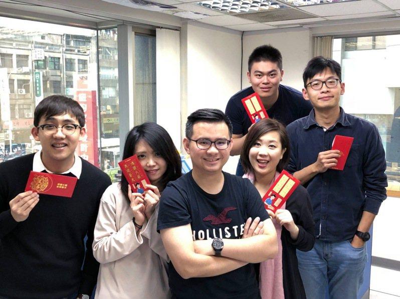 台中市議員黃健豪説,社會希望寄託在年輕人「不是要讓我們講幹話的」圖/取自黃健豪臉書