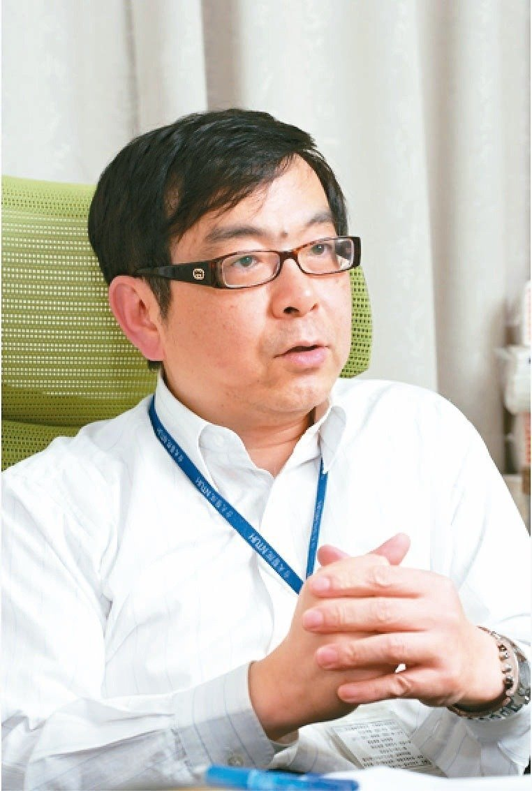 台大醫院小兒部主任、台灣感染症醫學會理事長黃立民。本報資料照片