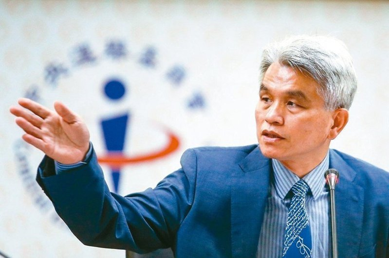 前中選會主委陳英鈐。圖/聯合報系資料照片