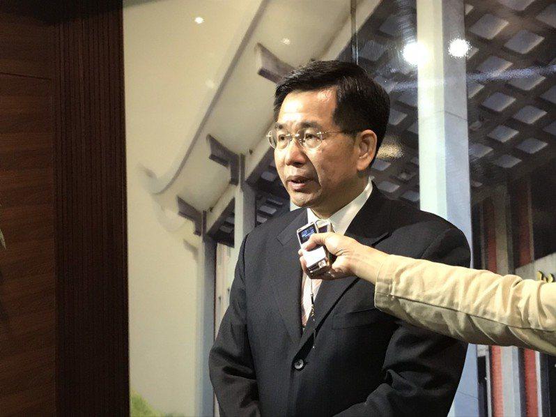 教育部長潘文忠。記者潘乃欣/攝影