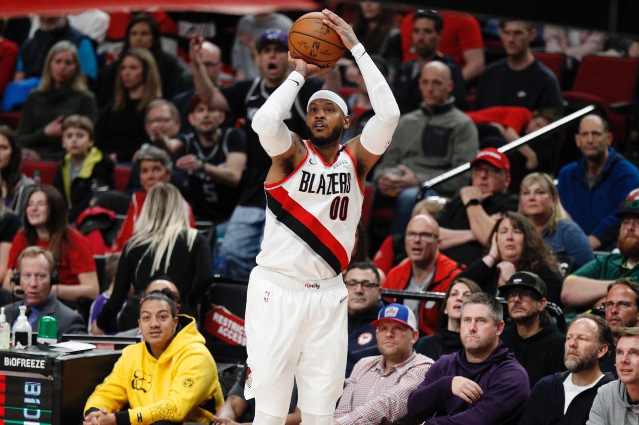 NBA/新冠肺炎肆虐 安東尼支持本季停賽