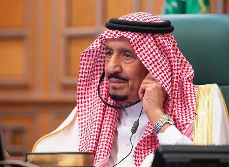 沙烏地阿拉伯國王沙爾曼今天敦促20國集團(G20)領袖採取「有效和協調的」行動,對抗由新冠肺炎引發的全球危機,並呼籲他們幫助發展中國家。 美聯社