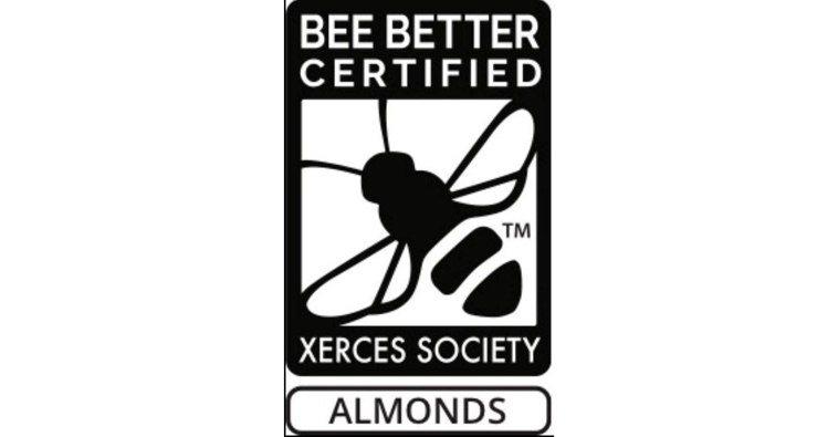 非營利組織「Xerces」推出的「蜜蜂友好認證」。(圖片來源:Bee Bette...