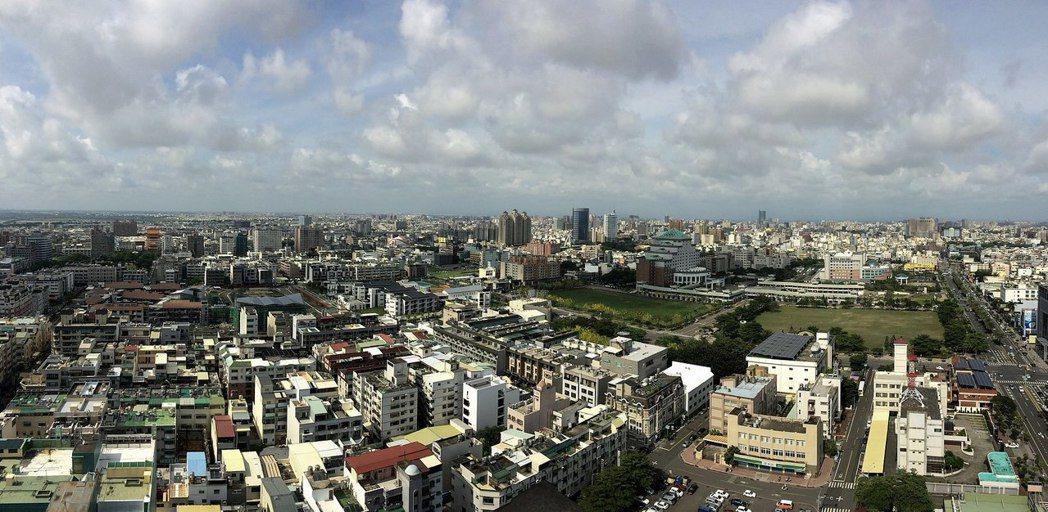 台南市景。 圖/翻攝自維基百科