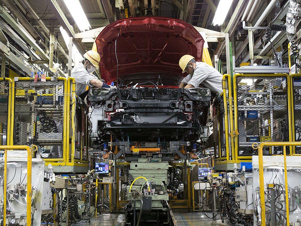 Mazda汽車透露未來各市場新車需求預期低迷,除調整產能之外還規劃到明年相關業務...
