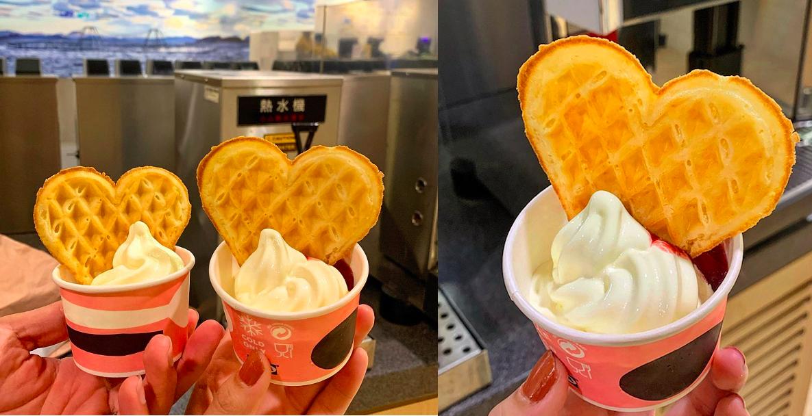IKEA超夯「甜心冰淇淋」回歸!愛心鬆餅+霜淇淋超欠吃,期間限定15元衝啦
