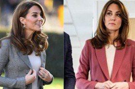 優雅不失俐落的辦公穿搭提案! 凱特王妃的時尚西裝造型令人傾心 堪稱OL穿搭範本