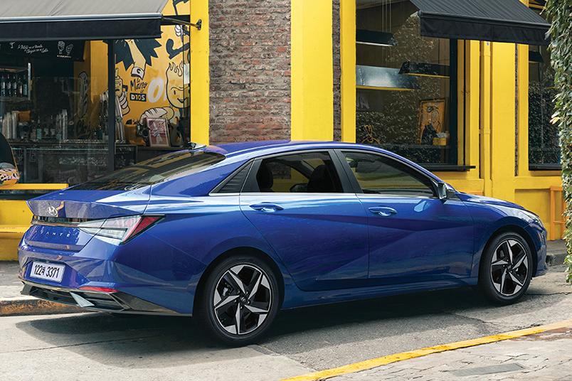 想要渦輪等N Line吧! 第七代Hyundai Elantra/Avante韓國預售首日接單破萬張!