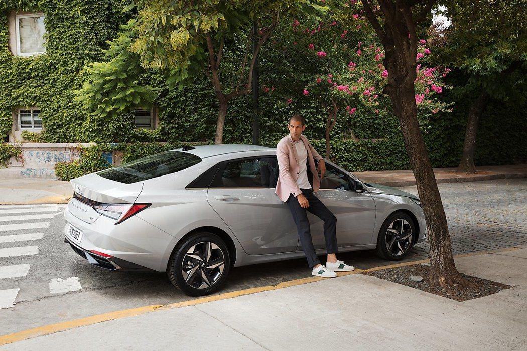 搭載1.6 T-GDi渦輪動力的全新Hyundai Elantra N Line...