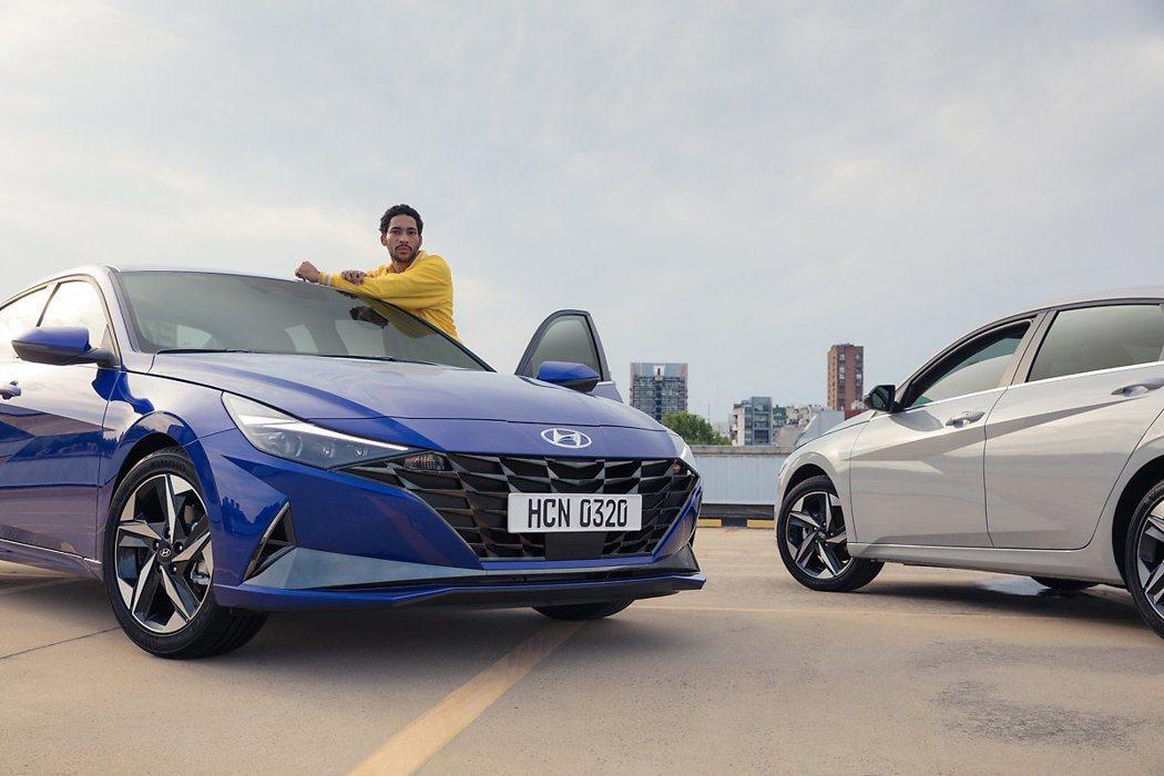 新世代Hyundai Elantra/Avante尚未在韓國公布全新的Hybri...