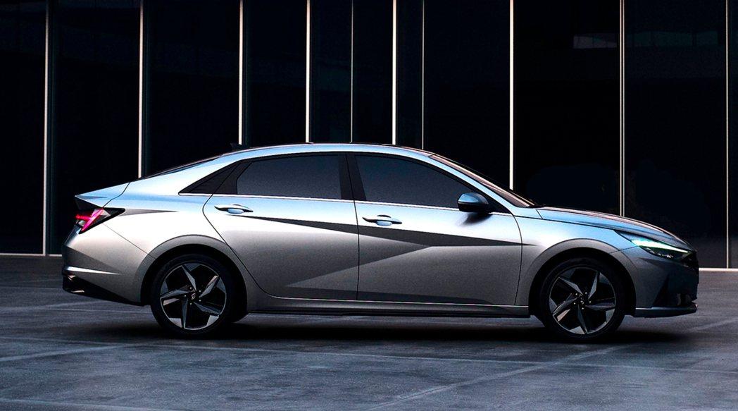 第七代Hyundai Elantra/Avante將於4月7日正式於韓國上市。 ...