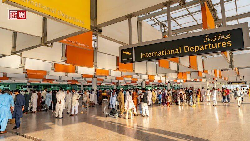 伊朗首都伊斯蘭馬巴德國際機場 (來源:Dreamstime)