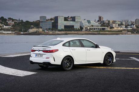 四門轎跑新同學報到 BMW M235i xDrive Gran Coupe預售價258萬元起!