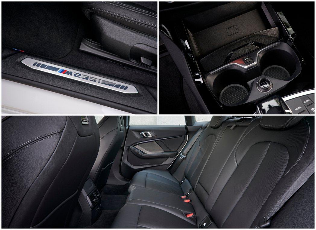 全新BMW 2 Series Gran Coupe即將於四月登台發表。 摘自BM...