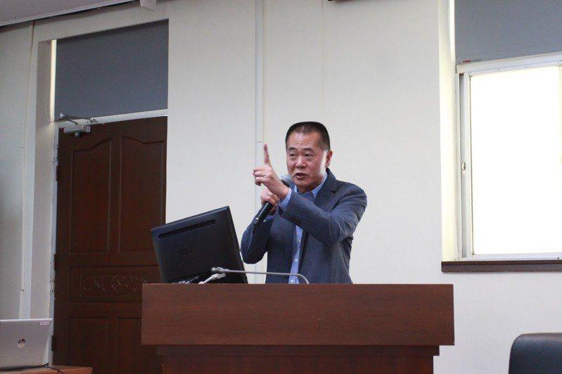 立委林文瑞盼進口蒜頭不要影響台灣蒜頭。圖/林文瑞辦公處提供