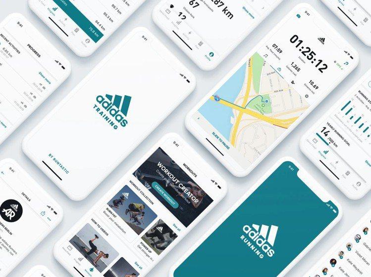 adidas觀察到因疫情緣故,消費者多數都宅在家,因此聯手了知名運動應用程式Ru...