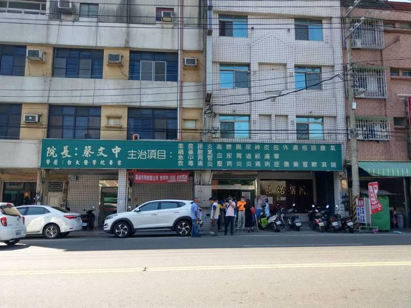 高市阿蓮長佑醫院不敵疫情衝擊,下月將暫停營業。記者徐白櫻/攝影
