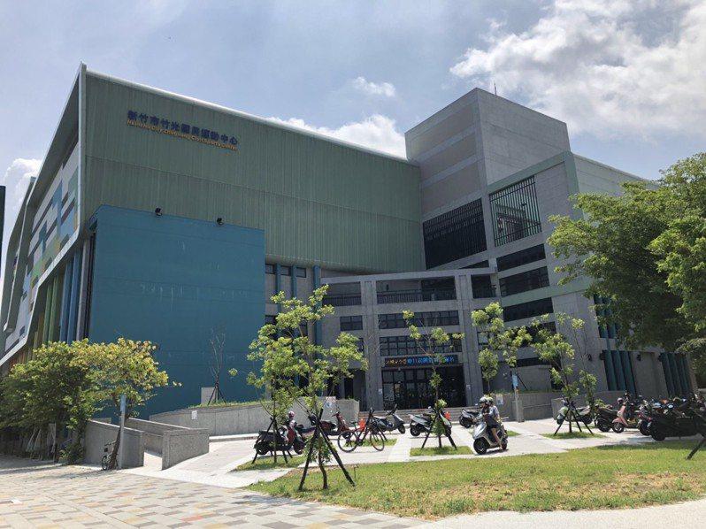 新竹市竹光等4間運動場館及2間游泳池28日起封館14天。圖/聯合報系資料照片