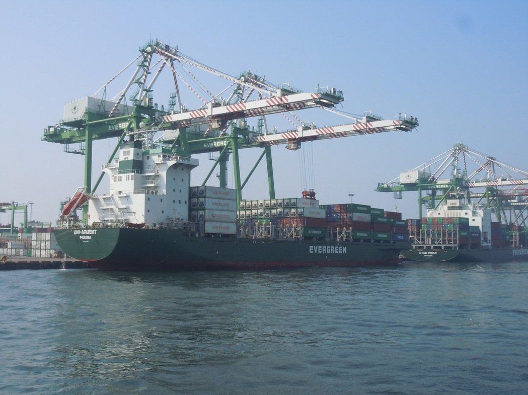 高港貨櫃碼頭