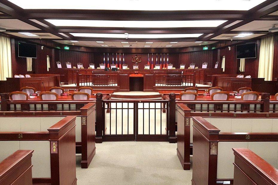 大法官決定就通姦罪是否違憲,在3月31日開言詞辯論庭。圖/聯合報系資料照片