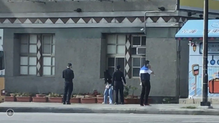 泰籍女子入境後未居家檢疫卻鬧失聯,今被花蓮警方查獲,衛生局將依法開罰。記者王燕華/翻攝