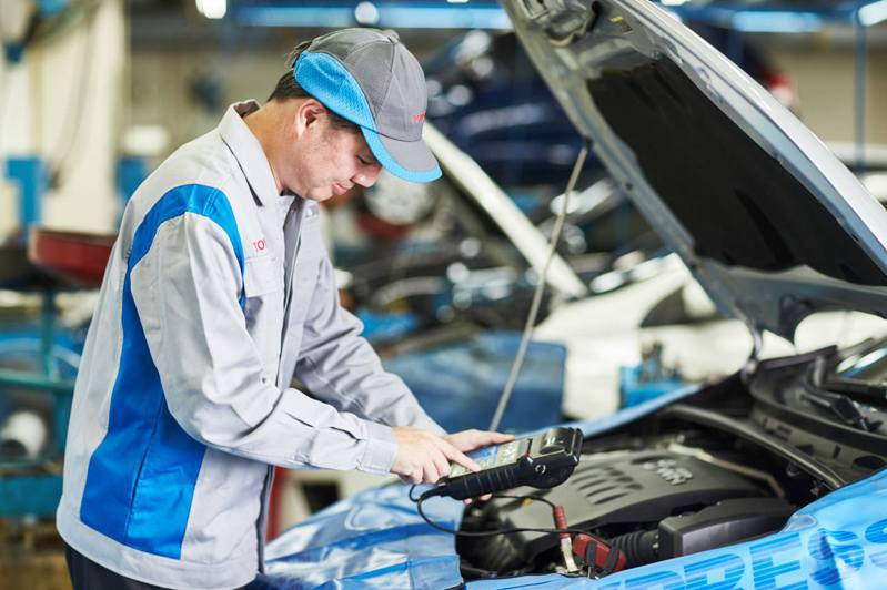 和泰汽車的福利是業界知名,近年業績表現屢創新高,幾乎是做1年領2年薪。 和泰車/提供