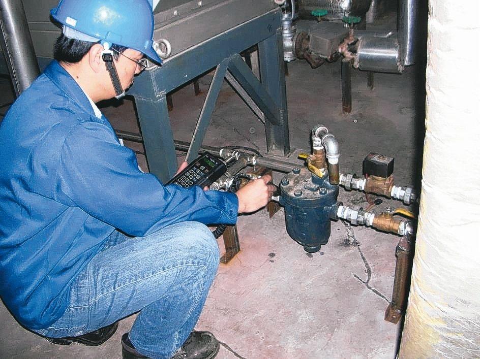 鈞能實業擁有豐富的蒸氣管理實務經驗,可幫助產業界達到高效能生產。 鈞能/提供